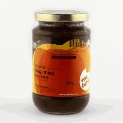 Bottle of The Bites Organic Miso-Mugi, 375gm