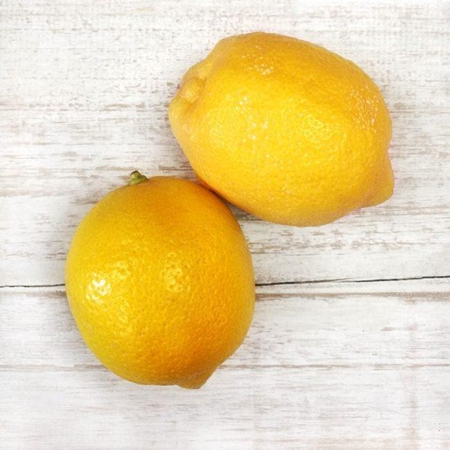 RL Organic US Lemon, per pc