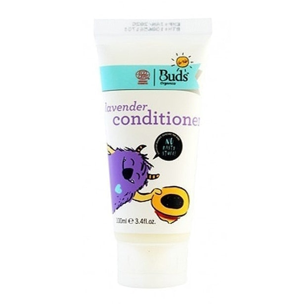 Buds for Kids Organic Lavender Conditioner, 100ml