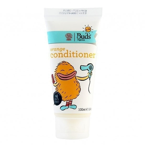 Buds for Kids Organic Orange Conditioner, 100ml