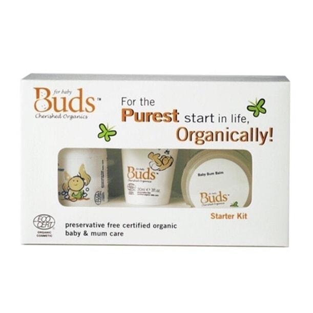 Buds Cherished Organics Starter Kit Set