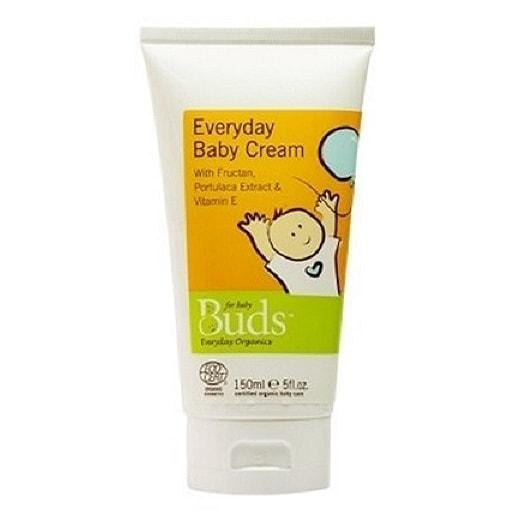 Buds Everyday Organics Everyday Baby Cream, 150ml