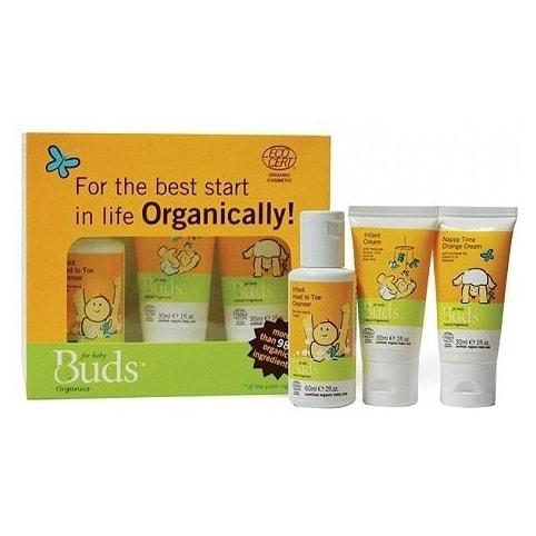 Buds Everyday Organics - Starter Kit Set