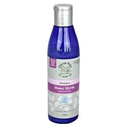 Bottle of Cherub Rubs Honey Myrtle Shampoo (100ml)