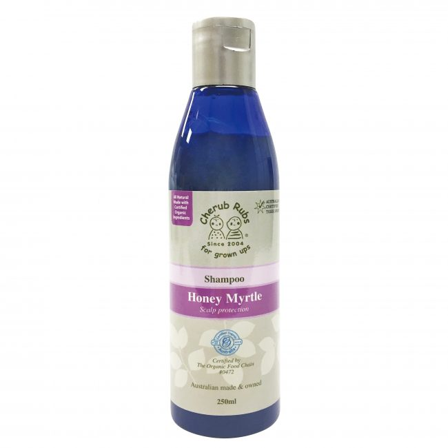 Cherub Rubs Organic Honey Myrtle Shampoo, 250ml