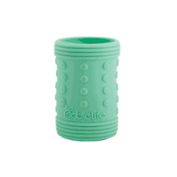 Coddlelife Silicon Bottle Wrap (Blue Green)