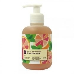 Bottle of Esmeria Antibac Handwash Minty Citrus (250ml)