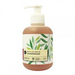 Bottle of Esmeria Antibac Handwash Tea Tree (250ml)