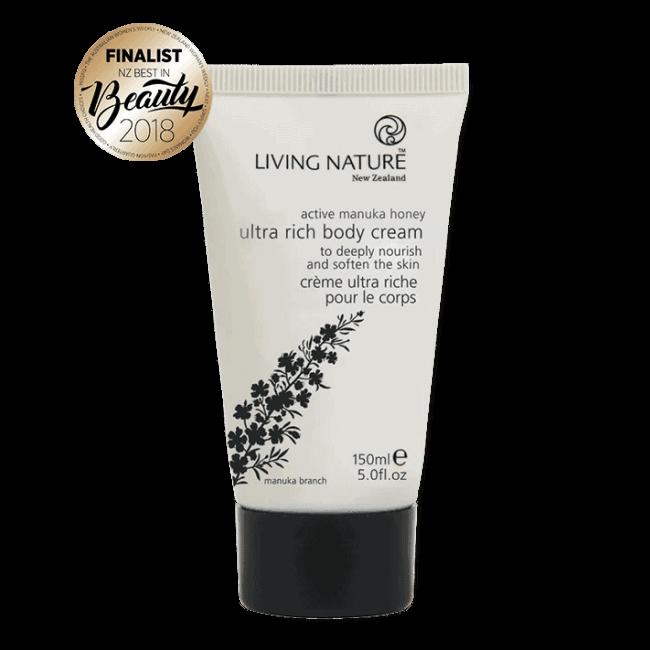 Living Nature Ultra Rich Body Cream, 150ml