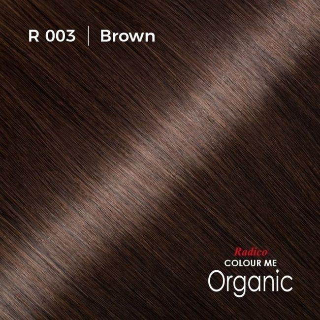 Radico Organic Brown Hair Colour Powder, 100g