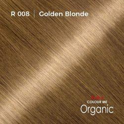 Hair colour preview for Radico Golden Blonde Hair Colour Powder (100g)