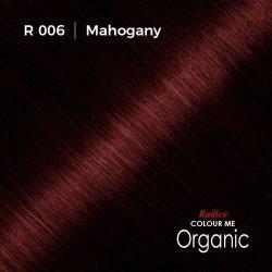 Hair colour preview for Radico Mahogany Hair Colour Powder (100g)