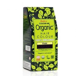 Box of Radico Violet Hair Colour Powder (100g)