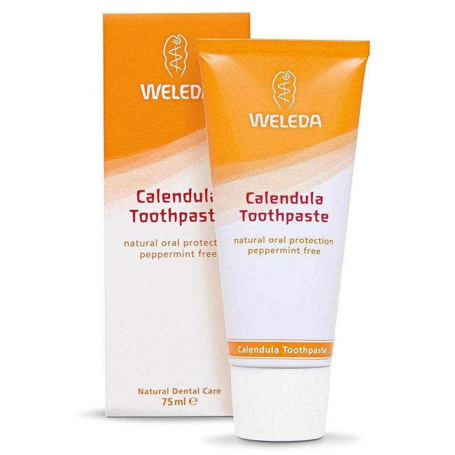 Weleda Organic Toothpaste - Calendula, 75ml