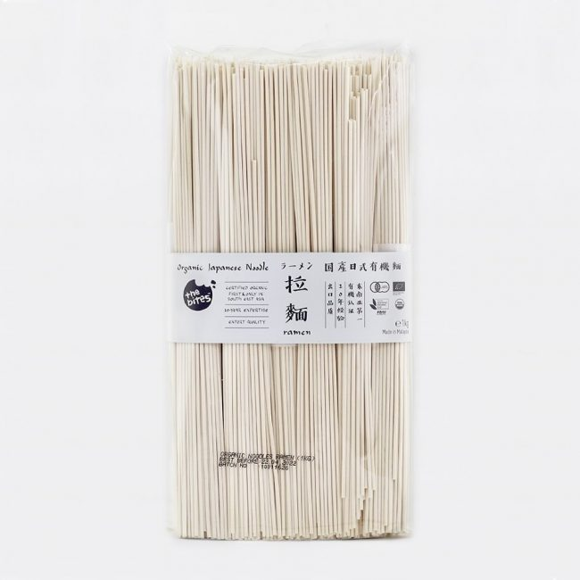The Bites Organic Japanese Noodles - Ramen, 1kg