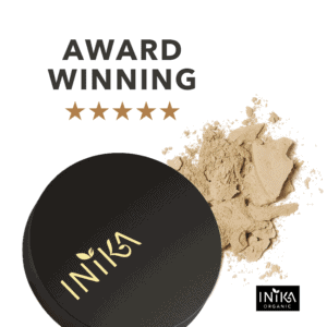 Award winning organic cosmetic, INIKA!