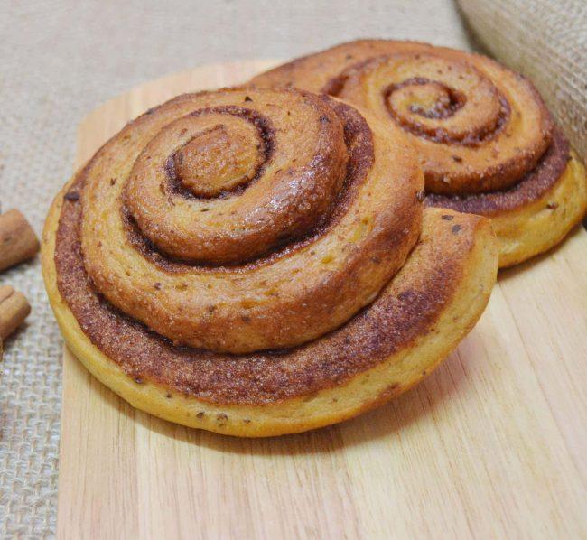 Simple Taste Cinnamon Roll