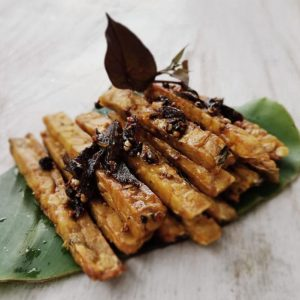 Organic Black Pepper Tempeh Recipe