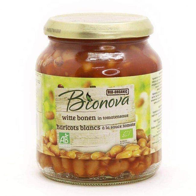 Bionova Organic Baked Beans, 340g