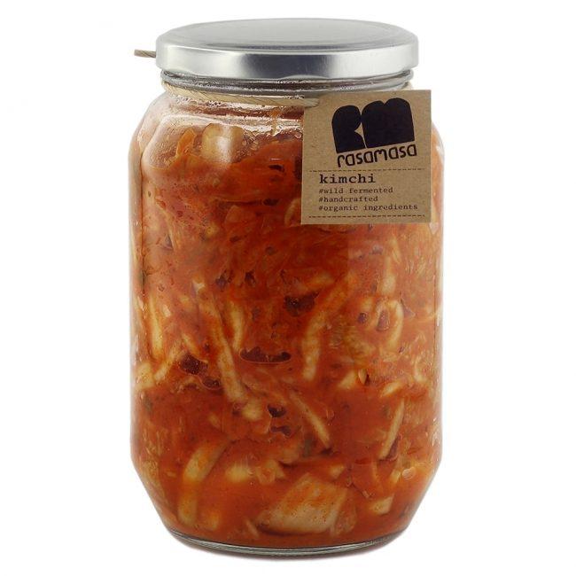 Farm Foodies Organic Kimchi (Large), 800g