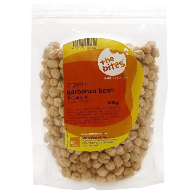 The Bites Garbanzo Beans, 500gm