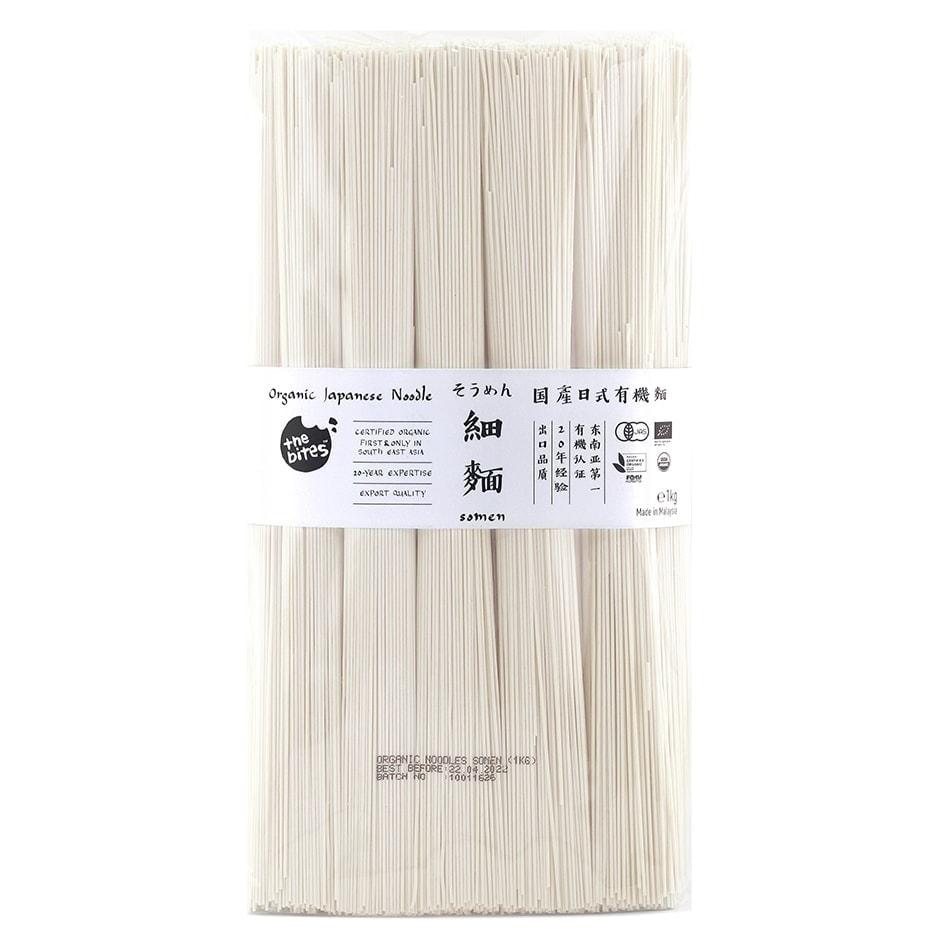 The Bites Organic Japanese Noodles- Somen, 1kg
