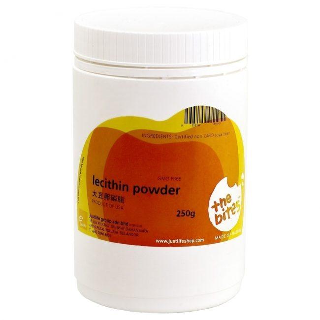 The Bites Lecithin Powder, 250g