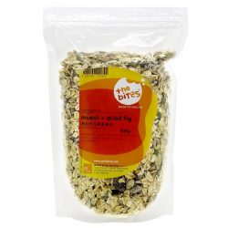 '@TB Muesli Dried Fig 400g