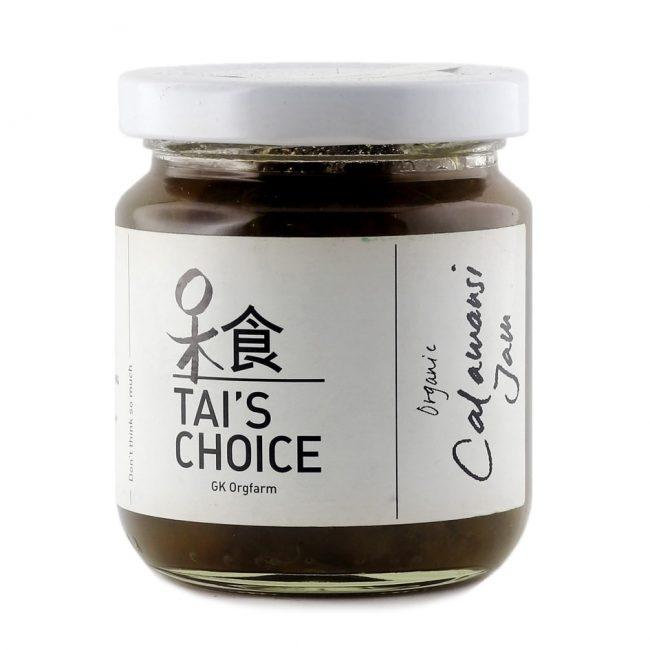Tai's Choice Calamansi Jam, 180g