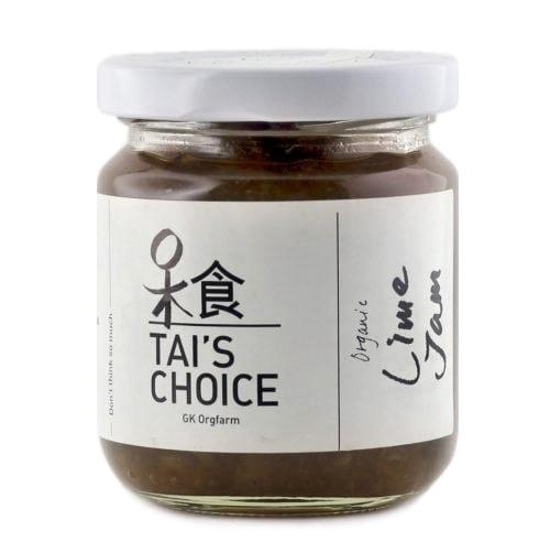Tai's Choice Lime Jam, 150g