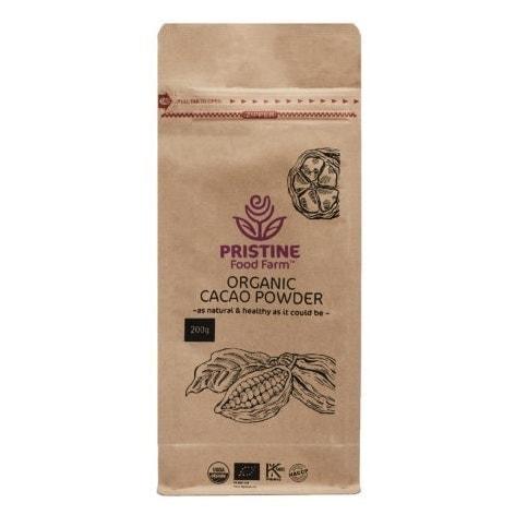 Pristine Food Farm Organic Maca-Cacao Snack, 75g