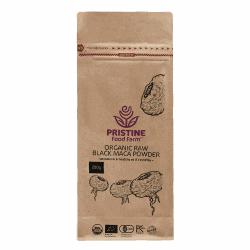 PFF Organic Raw Black Maca front 1