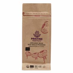 PFF Organic Raw Red Maca front 1