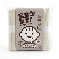 The Bites Organic Plain Baby Noodles