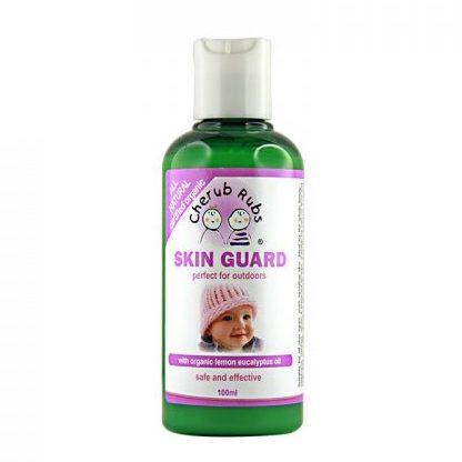 Cherub Rubs Organic Skin Guard Plus, 100ml