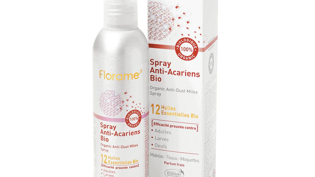 Florame Anti Dust Mites Spray 180ml Justlife Shop Organic Concept Store Malaysia