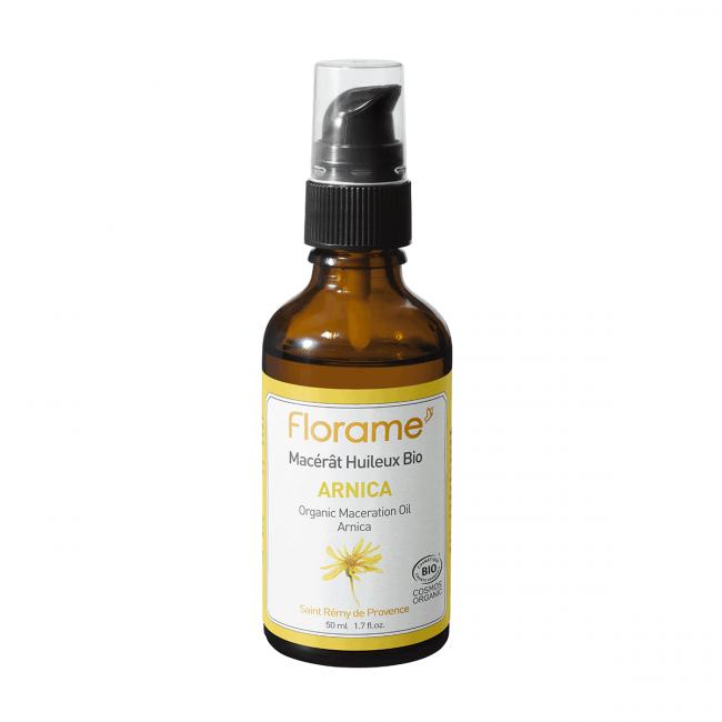 Florame Arnica Organic Vegetable Oil, 50ml