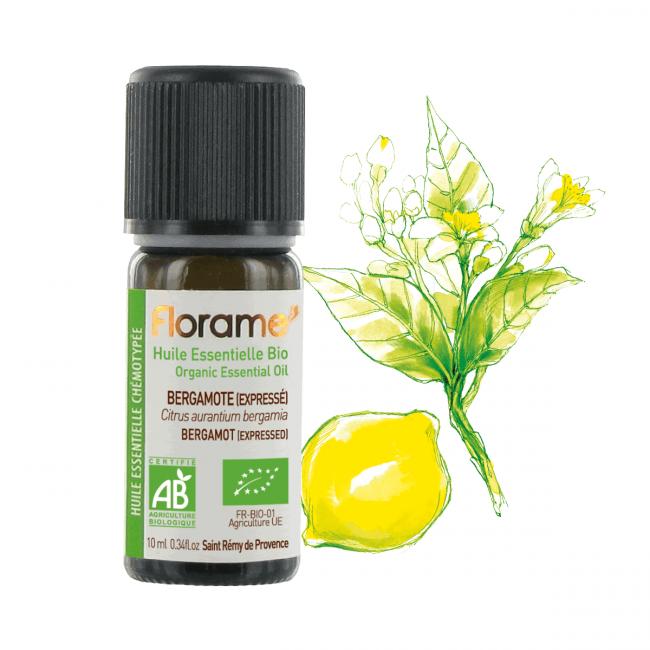 Florame Bergamot ORG Essential Oil