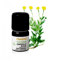 Florame Blue Camomile ORG Essential Oil 2ml