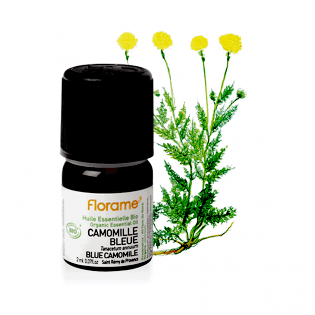 Florame Blue Camomile ORG Essential Oil, 2ml