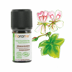 Florame Bourbon Geranium ORG Essential Oil 5ml