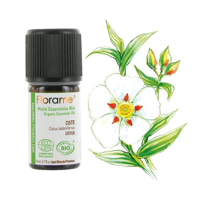 Florame Cistus ORG Essential Oil, 5ml