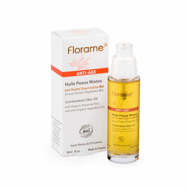 Florame Combination Skin Anti-Aging Oil, 30ml
