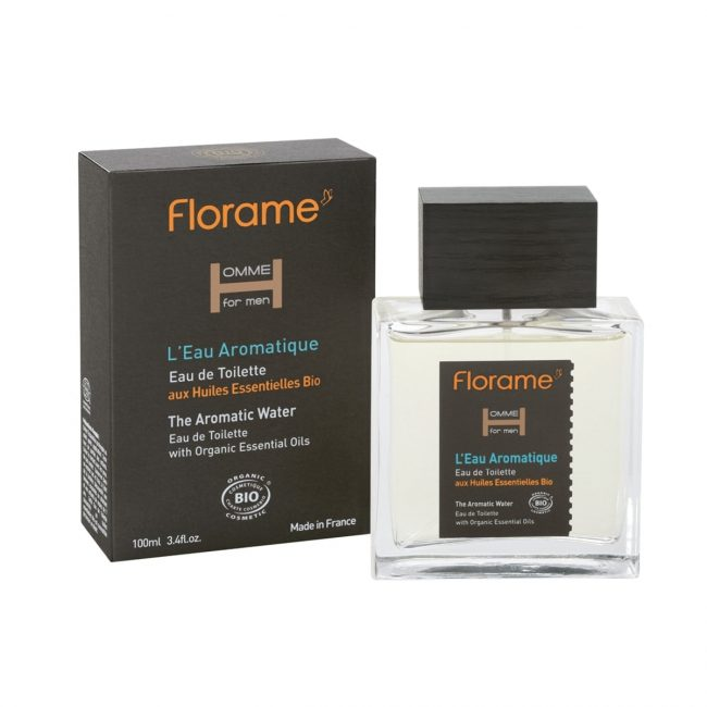 Florame Eau de Toilette Aromatic Water, 100ml