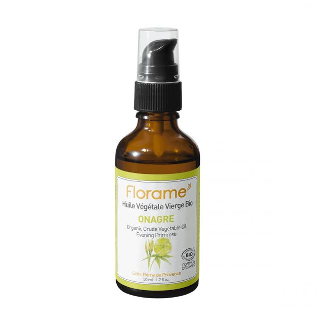 Florame Evening Primrose ORG Vegetable Oil, 50ml
