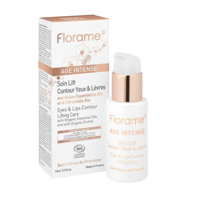 Florame Eyes & Lips Contour Lifting Care, 15ml