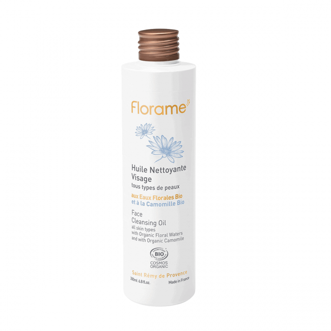 Florame Face Cleansing Oil, 200ml