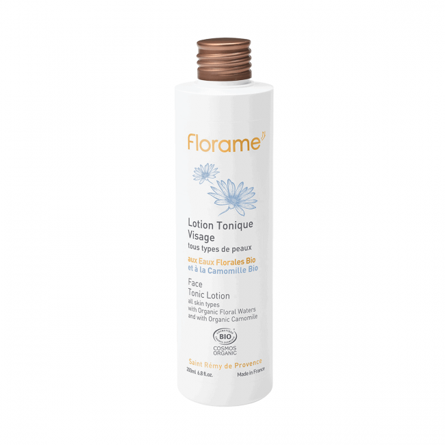 Florame Face Tonic Lotion, 200ml