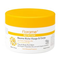 Florame Face and Body Rich Balm 180ml