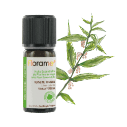 Florame Litsea Cubeba Yunnan Verbena ORG Essential Oil 10ml